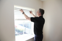 Fitting a blind